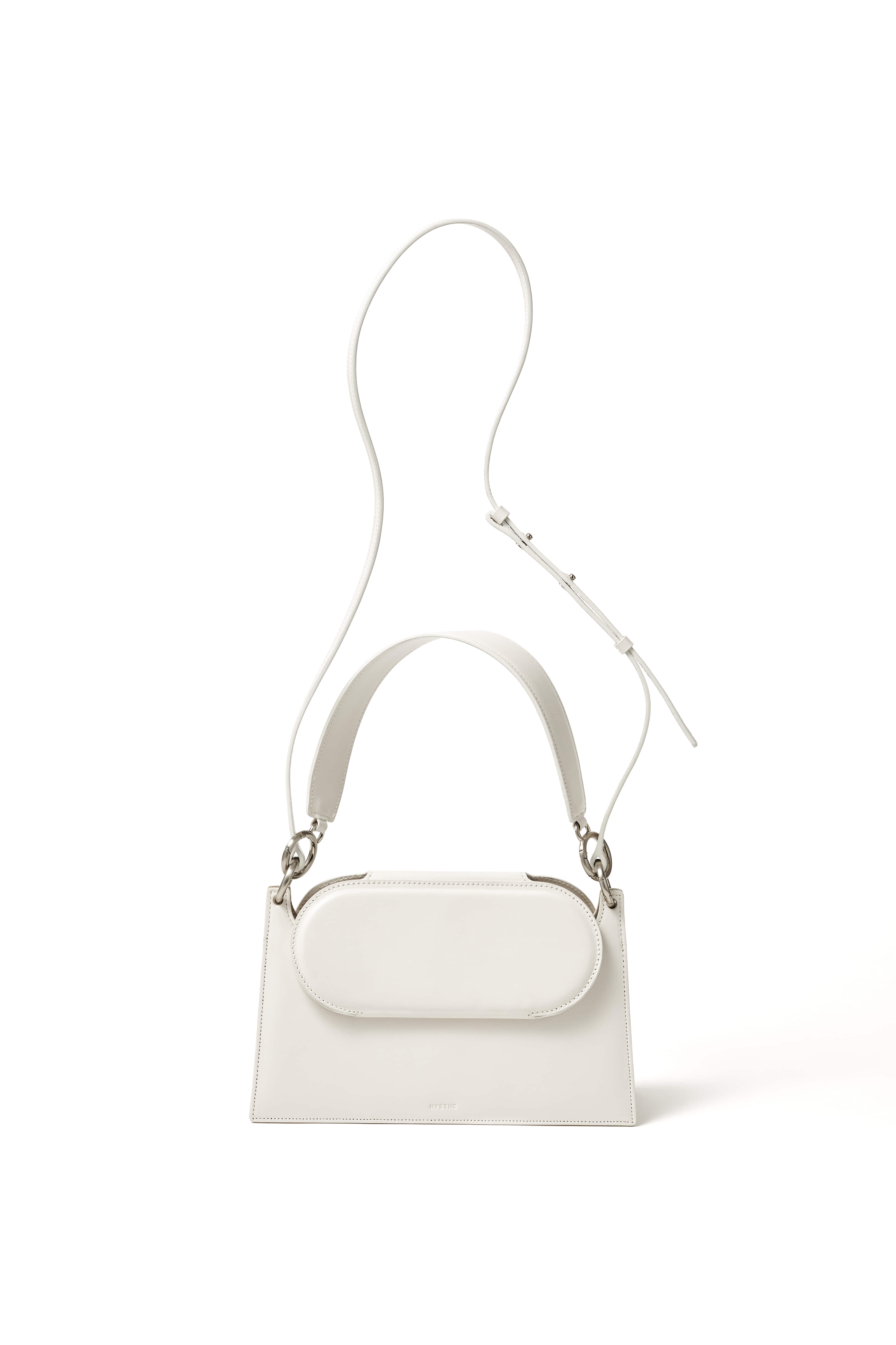 [SS20] EGGSHELL MIRROR SHOULDER BAG_OFF WHITE
