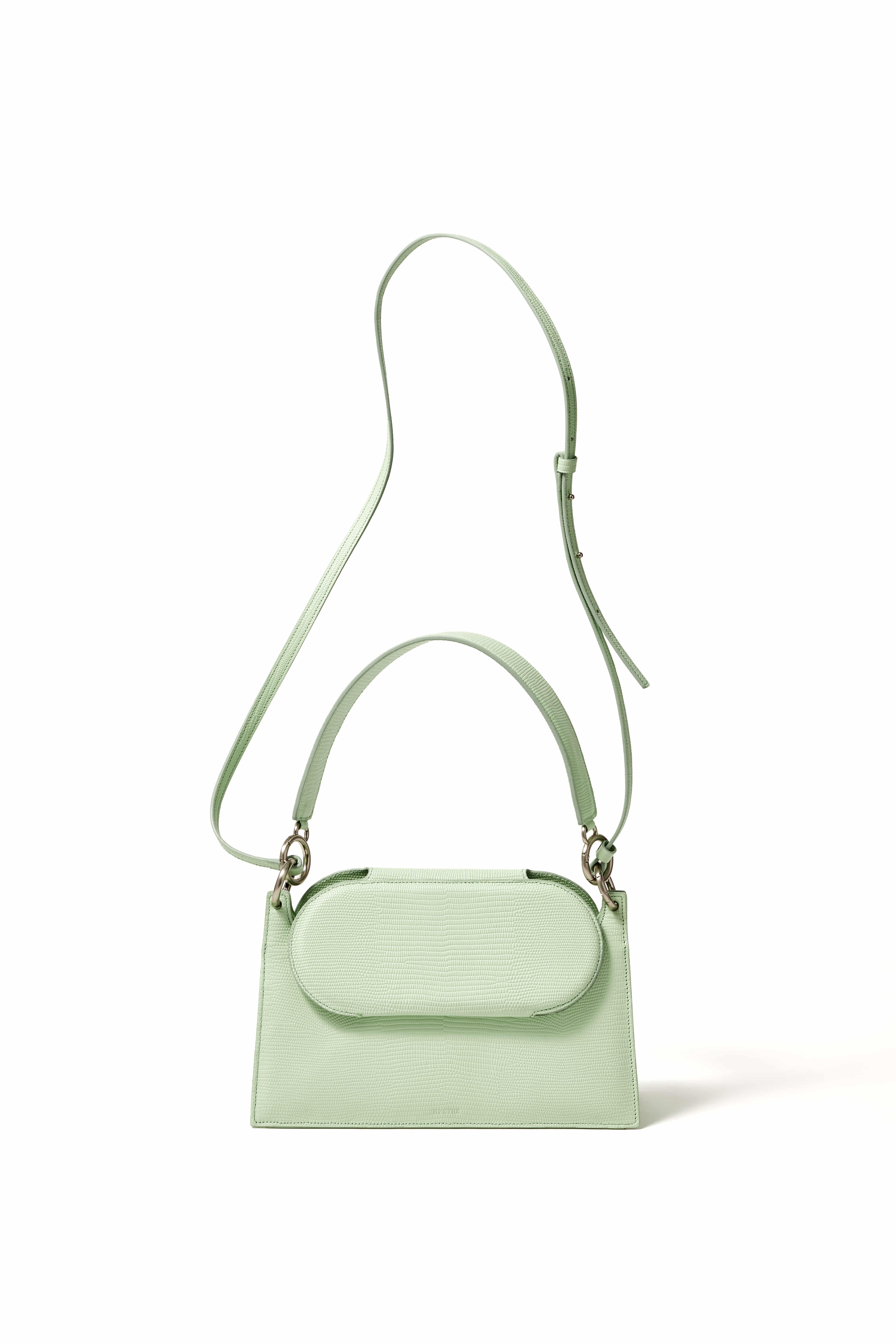 [SS20] EGGSHELL MIRROR SHOULDER BAG_NEO MINT